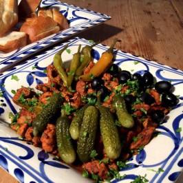 Pica pau: Rask portugisisk hverdagsmat