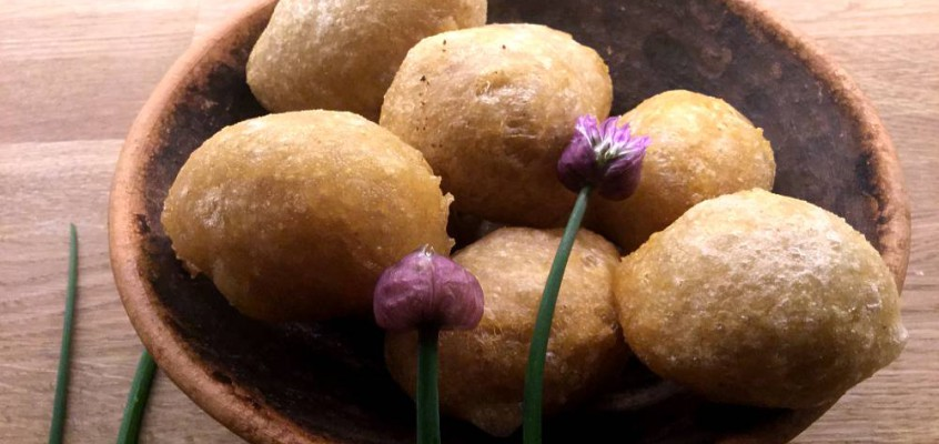 Uštipci: Bosniske tapasbrødboller