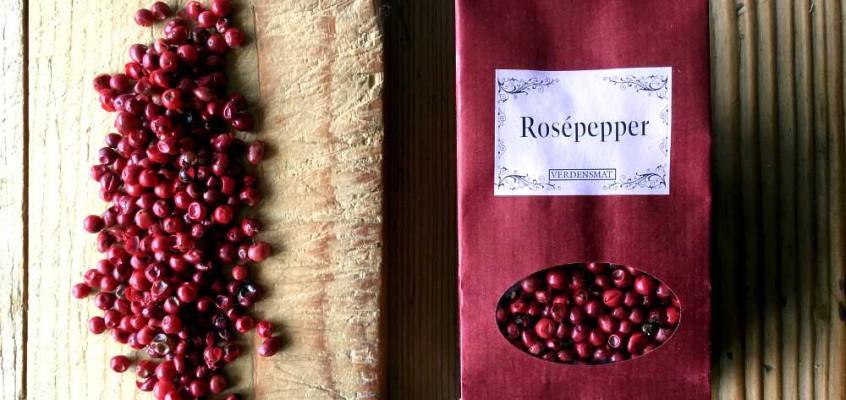 Rosépepper