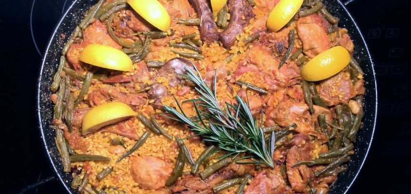 Paella valenciana: Den autentiske paellaen (helt sant)