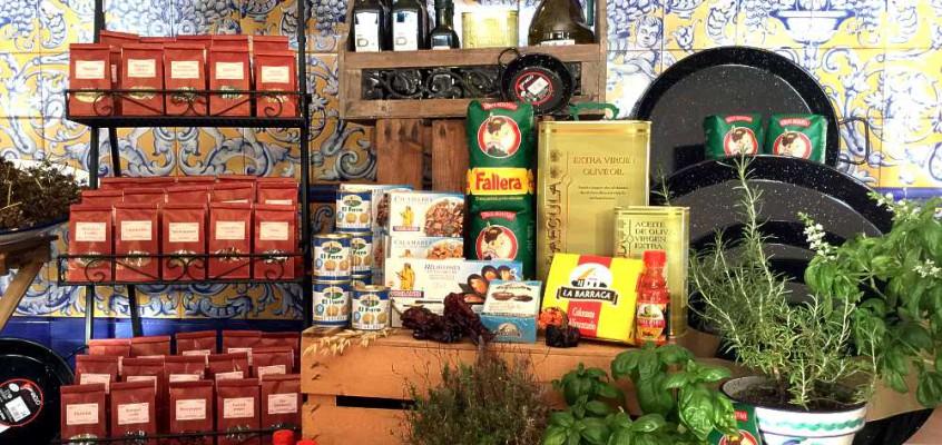 Nettbutikken har åpnet! Masse krydder og spanske spesialiteter