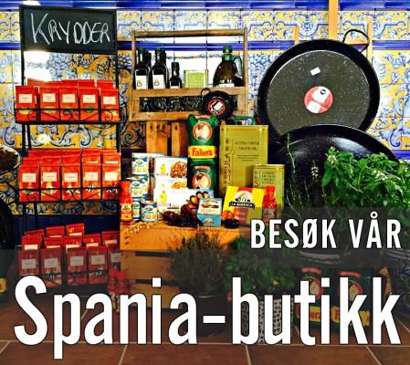 Spania-butikk