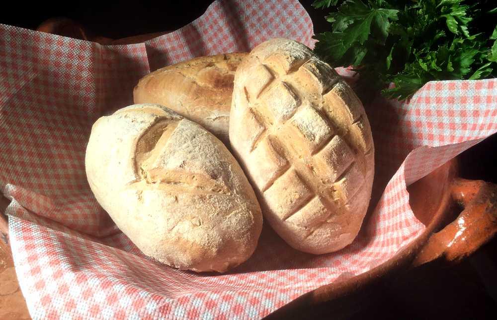 Brødkrydder, toskansk: Pane alle erbe