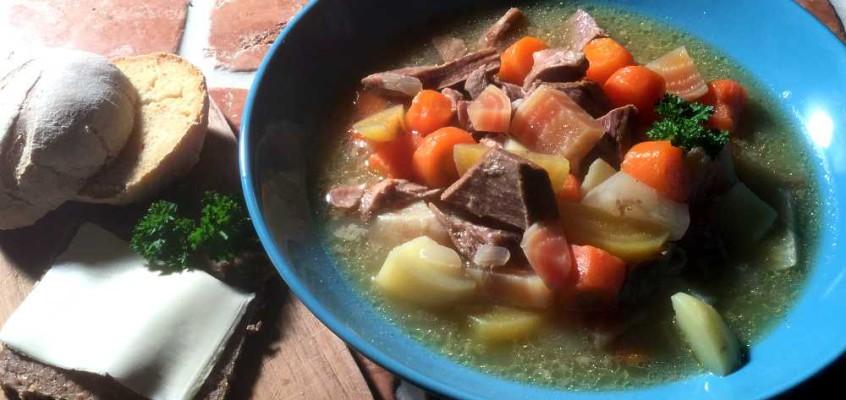 Klassísk kjötsúpa: Islandsk fåresuppe etter gammel oppskrift