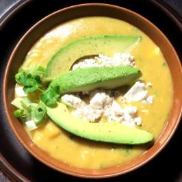 Locro de papas: Smakfull potetsuppe fra Ecuador