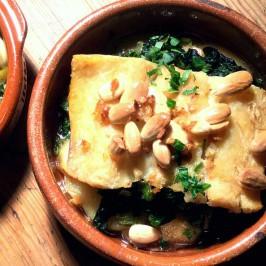 Bacalao monacal: Spansk klippfisk på klostervis