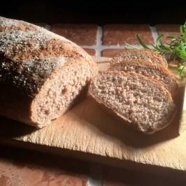 Kraftkneipp: Kneippbrød med brødkrydder