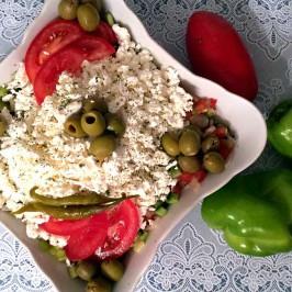 Šopska salata: Berømtberyktet fetasalat fra Bulgaria