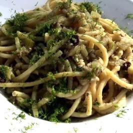 Pasta con le sarde: Sardinklassiker fra Sicilia