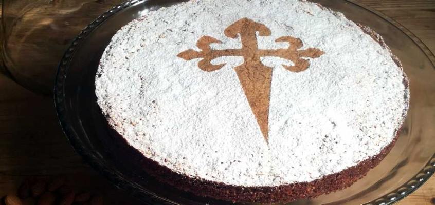 Tarta de Santiago: Pilegrimenes kake