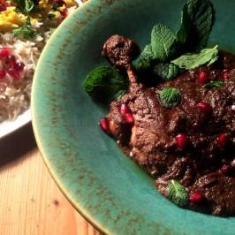 Fesendsjan: Festmat fra Iran og Mesopotamia