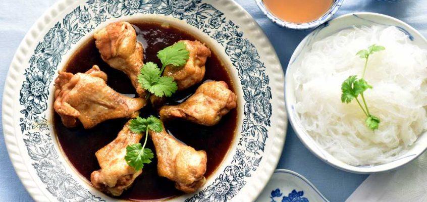 Swiss wings: Heftig gode kyllingvinger fra Hongkong