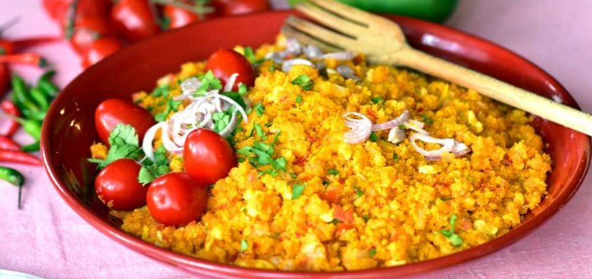 Gari foto: Fermentert lunsj fra Ghana og Togo