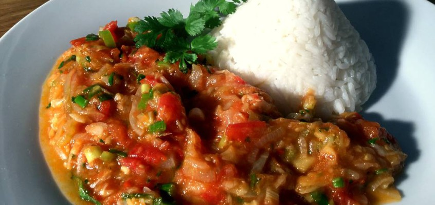 Rougaille fra Indiahavet: Kreolsk saus til alt