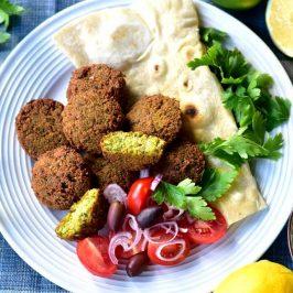 Falafel: Hjemmelagde vegetarboller fra Midtøsten